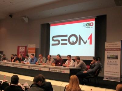 SEO конференция SEOM