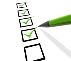 semantic search checklist