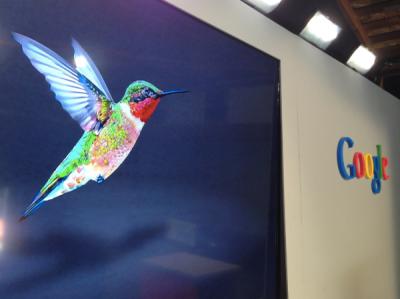Гугъл колибри
