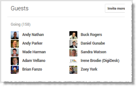 4 see the guests on other hangouts