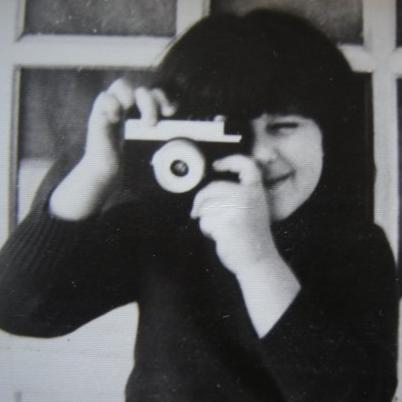 Liubomira Liubenova kid camera