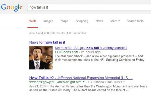 knowledge-graph-how-tall-is-it-web-search 5