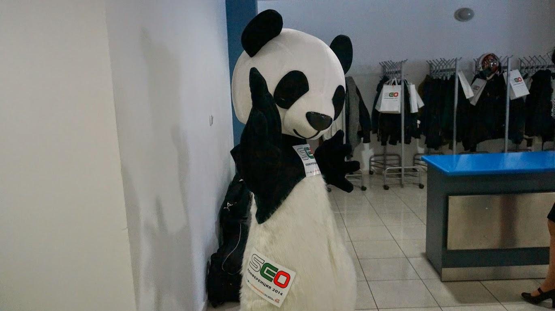 SEO Conference 2014 Panda