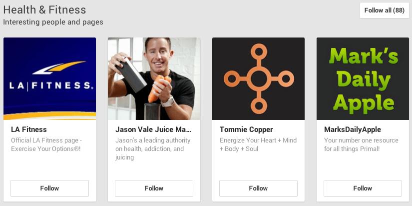 Google+-Competitors